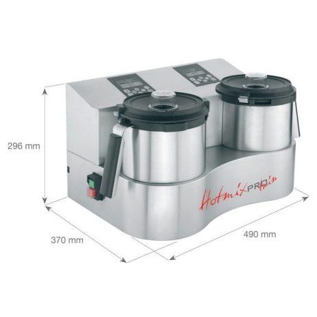 HotmixPRO Foodprocessor Gastro X (1 stk på eget lager til denne pris!)