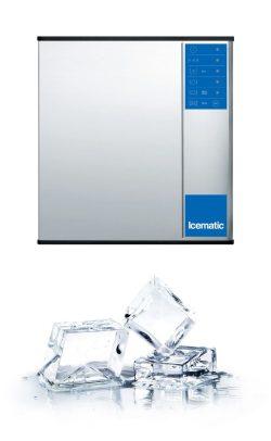 Isterningemaskine, Icematic M-serie 134-465 kg. / 24 timer