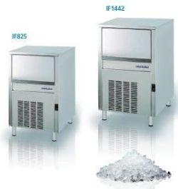 Isterningemaskine til is-flager, Omniwash - Flere størrelser