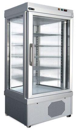 Kølemontre fra Afinox XL, statisk eller ventileret
