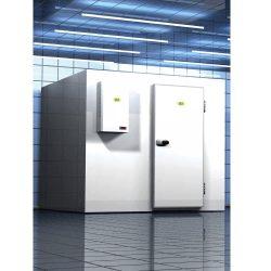 Kølerum fra JKS, 1340mm BRED (flere dybder)