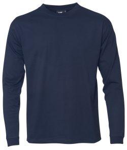 """Kentaur """"Pro Wear"""" langærmet T-shirt i navy blå, Flere størrelser"""