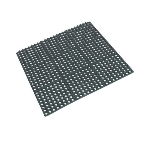 Duni servietdispencer, dunisoft, sort, 20x20, stor, 1200 stk
