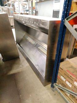 Industriemfang kasseform måler 240x130 (fjernlager), brugt