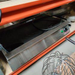 Varmeplade fra Primax med keramisk top, DEMOMODEL