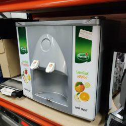 Rynkeby køler til rynkeby produkter, brugt