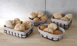 Brødkurv med brødpose, Hendi