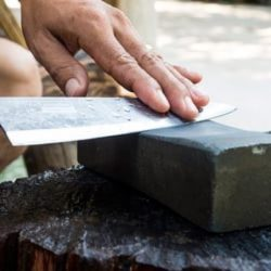 Professionel knivslibning - Minimum 6 knive