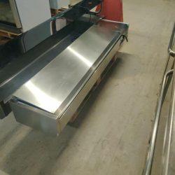 Køleopsats Coolhead med stållåg, Brugt