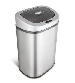 Affaldsspand - Berøringsfri 80L.