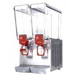 Artic Deluxe 2x12L Saftkøler stål