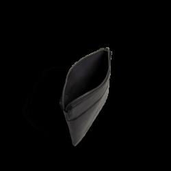 Brussels - Håndlavet lædertaske til hovedtelefoner.