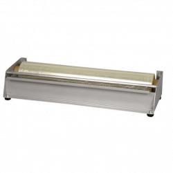 Dispenser med savklinge, sølv, 45 cm, Abena