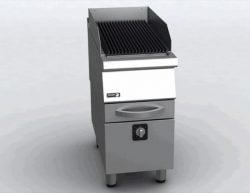 Elektisk Grill, B-E9051, Single - Fagor