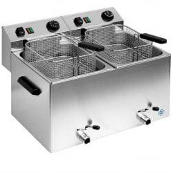 Elektrisk friture, FE-77V, RM Gastro, 6 kw