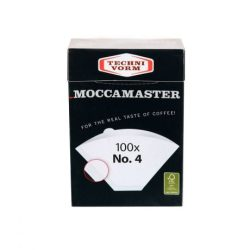 Filters 1x4   (colli 20 packx100 filters) fra Moccamaster