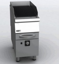 Gasgrill, B-G9051, Single - Fagor