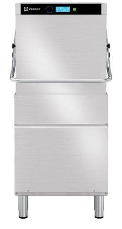 Hætteopvasker, GAM EL60TH Topbetjent, Til 50x50cm bakker