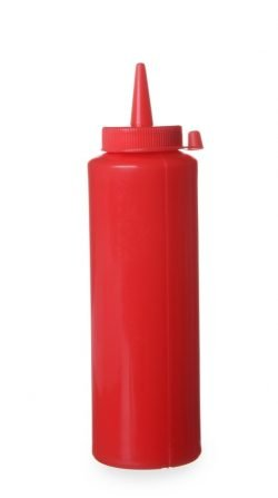 Hendi Dispenser Flaske Rød