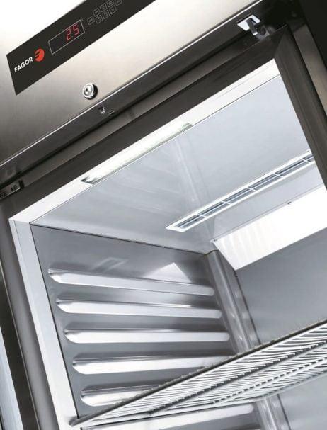 Industrikøleskab, Fagor EMAFP-801, Lavenergi energiklasse B