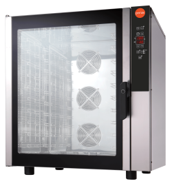 Industriovn 10 stik, Primax SPE10, digital ovn til fantastik pris