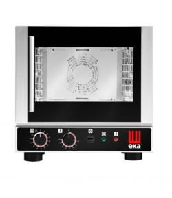 Industriovn, EKA 4 stiks 1/2 GN KOMPAKT Damp-ovn, EL - Kun 46 cm. bred