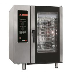 Industriovn, Fagor ACE-101 Concept m/ automatisk vaskesystem
