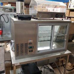 Kølemontre med betjening fra en side, brugt