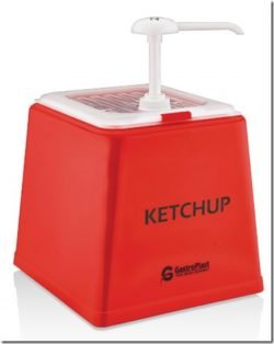 Ketchup Dispenser