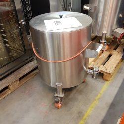 LEJE: Kogekar / kogekedel, 120 L (3 dages leje inkl)