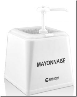 Mayonnaise Dispenser