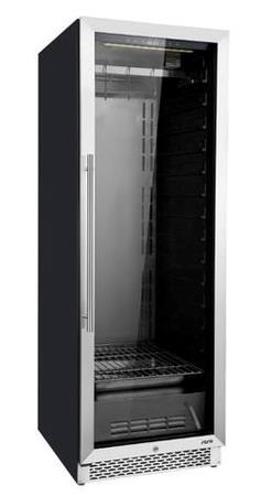 Modningskøleskab fra Saro, DA-388, i mat sort