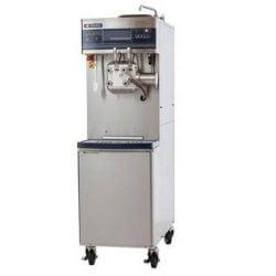 NA 9328 Prof Combi Softice / Milkshake maskine Pumpe Air m/1 taphane til softice og 4 smags varianter milkshake - Gulvmodel (Selvpasteuriserende)