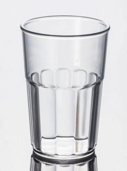 Plastikglas 300ml, Casablance glas