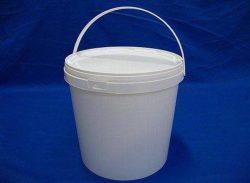Plastspand, fødevaregodkendt på 10,8 L, 8106-DTE