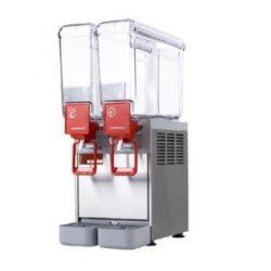 Saftkøler  KOMPAKT, Ugolini Artic Compact 2x 8 L, Italiensk