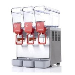 Saftkøler  KOMPAKT, Ugolini Artic Compact 3x 8 L, Italiensk