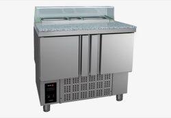 Saladette m/ glasopsats, Fagor EMEP-100-G