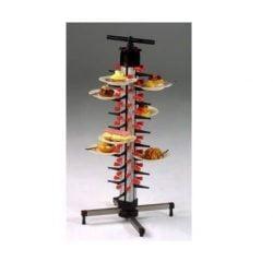 Saro tallerken holder - 36 tallerkener