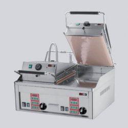 Turbosteger, Double - m/manuel. løft - RM Gastro