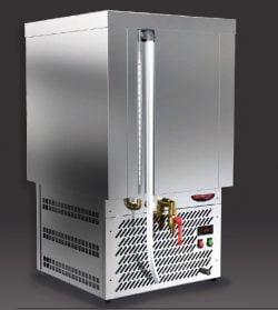 Vandløler fra Tecnodom 100-240 L, Perfekt vandtemperatur til dejproduktion