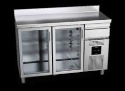 Barkøleskab med glaslåge EFMP, HØJ-MODEL, Fagor, flere størrelser haves