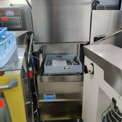 Hætteopvask med automatisk løft, Kromo 130s lift - DEMOMODEL