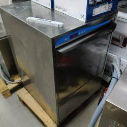 Underbordsopvasker, Kromo Lux 70, til både 50x50 bakker og 60x40 kasser, brugt