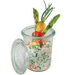 Weck Serveringsglas, flere størrelser haves