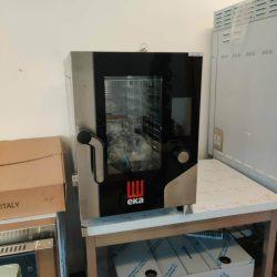 Industriovn KOMPAKT 6 stik, EKA MKF611CTS demomodel