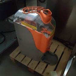 Appelsinpresser fra Oranfresh, Brugt