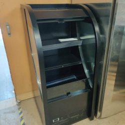 Impulskøler i sort model BLF, brugt 3 måneder til udlejning