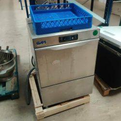 Industriopvasker fra GAM 50x50 bakker, brugt
