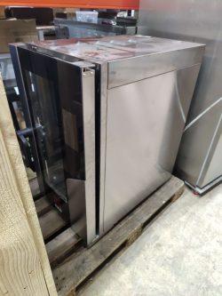 Industriovn EKA CTC kompakt 10 stik ovn millineal med touchskærm, brugt